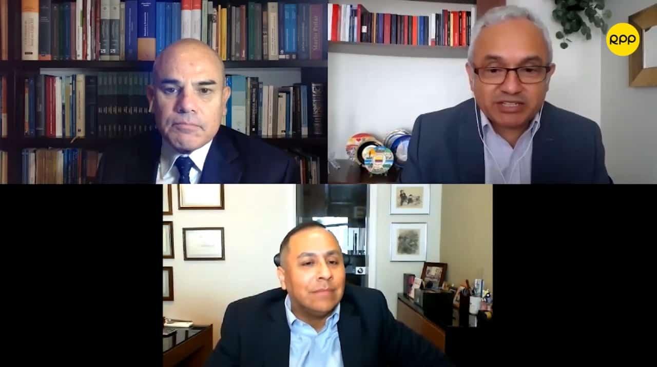 Dino Carlos Caro Coria, comenta en RPP Noticias (24.9.20) sobre la ley promulgada por el presidente Martín Vizcarra.