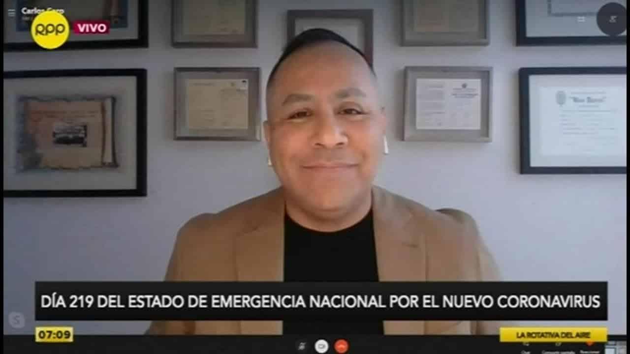 Dino Carlos Caro Coria, Comenta En RPP Noticias (20.10.20) Sobre Los Alcances Que Tienen Las Investigaciones Al Presidente Vizcarra.