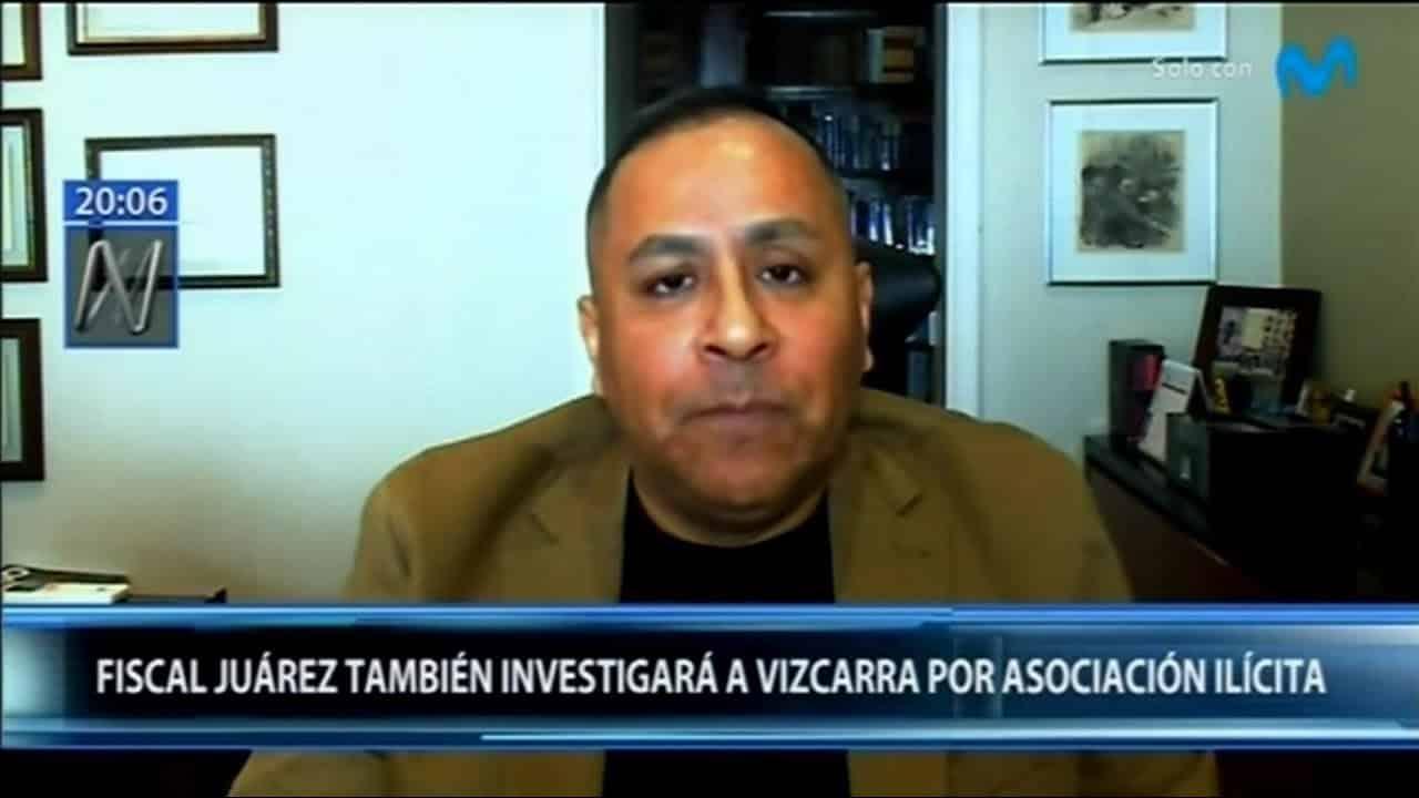 Dino Carlos Caro Coria, Comenta En Canal N (21.10.20) Sobre Las Implicancias Penales Sobre El Presunto Pago De Obrainsa A Vizcarra.