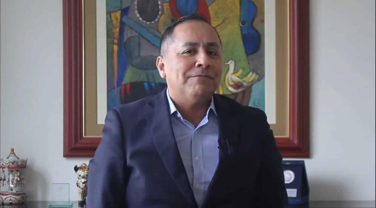 Dino Carlos Caro Coria, Aceptó El Reto De LegalCore De Explicar Un Concepto Jurídico.